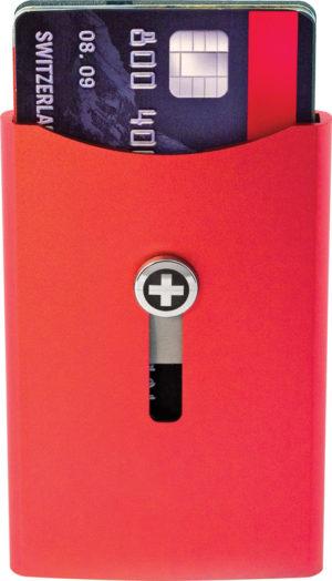 Wagner Super Slim Wallet Flash Red