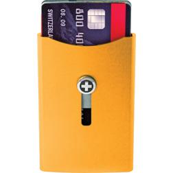 Wagner Super Slim Wallet Deep Orange