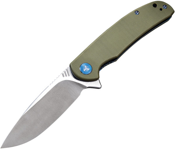 We Knife Co Ltd Model 809 Practic Green (3.25″)
