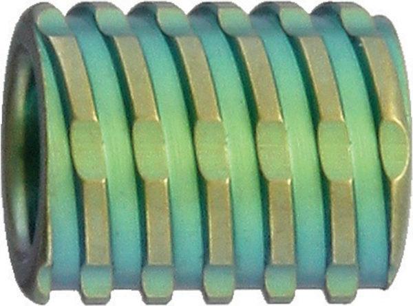 We Knife Co Ltd Titanium Bead Green