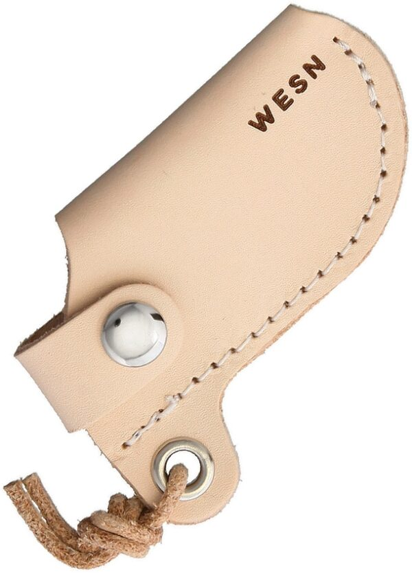 Wesn Goods Microblade Leather Sheath