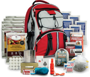 Wise Company Five Day Survival Pack Red