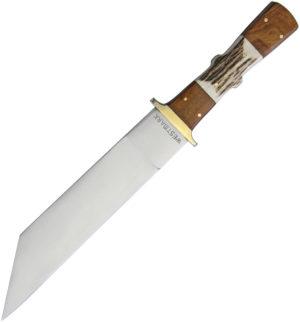 Westmark Seax Knife Rosewood/Stag (8.5″)