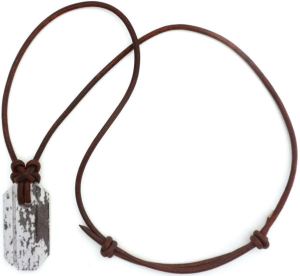 Wazoo Survival Gear Viking Whetstone Pendant