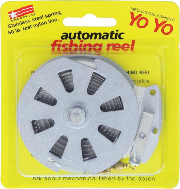 Yo Yo Automatic Fishing Reel Flat