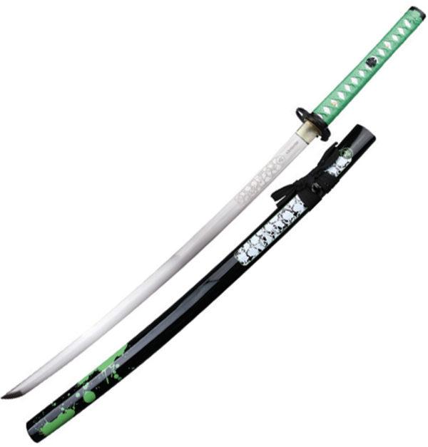 Z-Hunter Handforged Samurai Sword