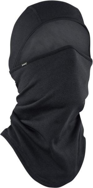 Zan Headgear Convertible Balaclava Black