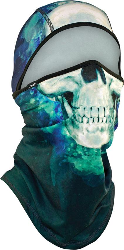 Zan Headgear Convertible Balaclava Skull