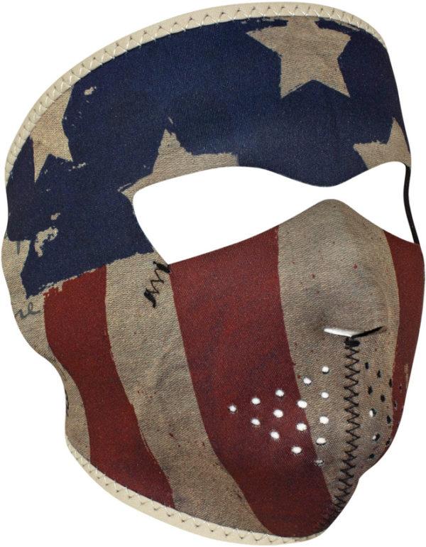 Zan Headgear Full Face Mask Patriot