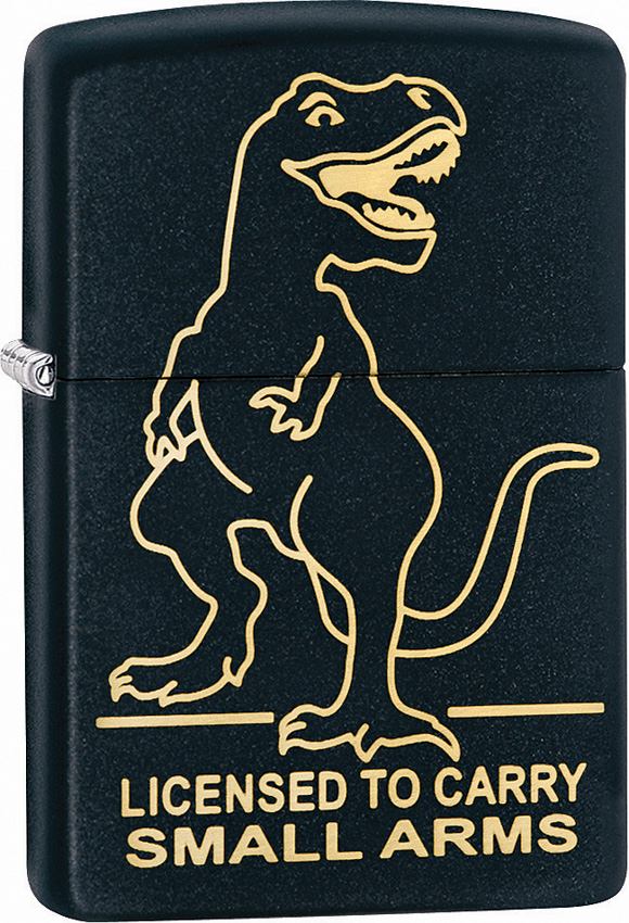 Zippo Licensed To Carry