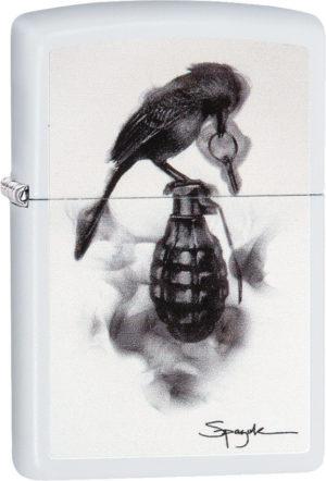 Zippo Spazuk Grenade