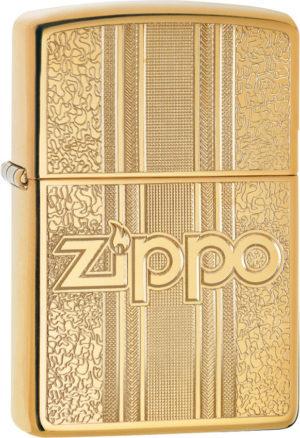 Zippo and Pattern