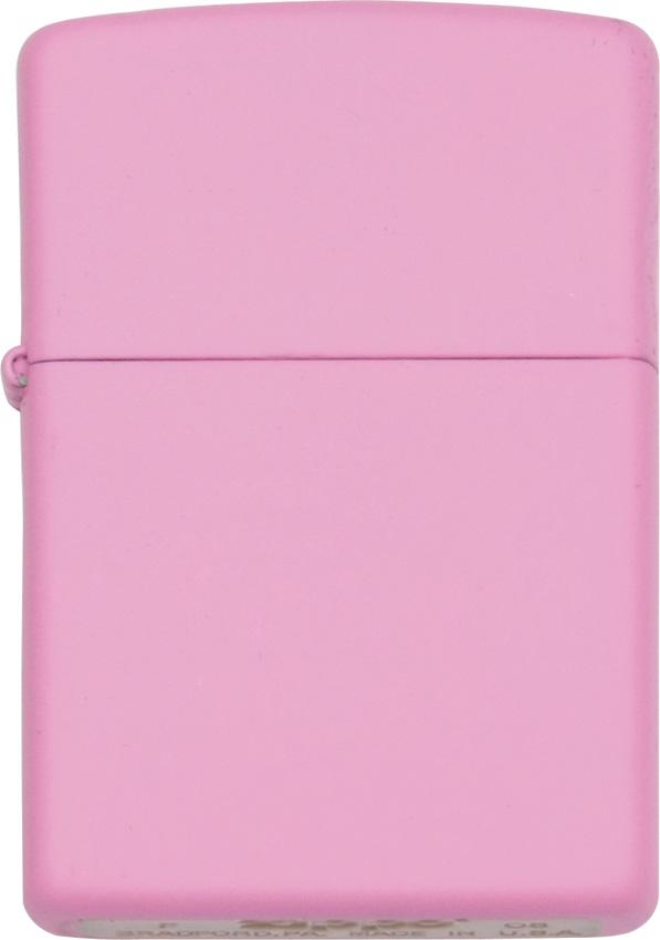 Zippo Pink Matte