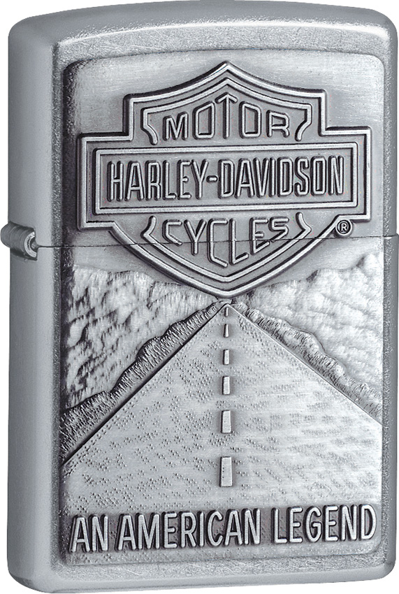 Zippo Harley American Legend