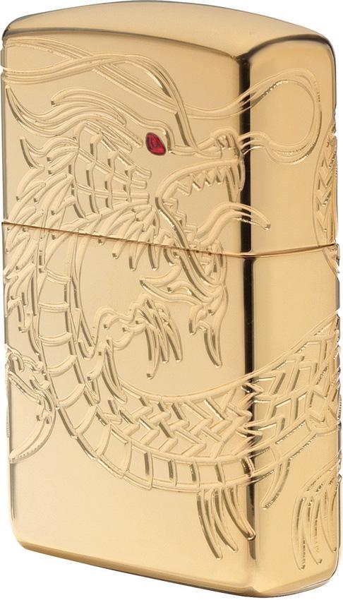 Zippo Armor Asian Dragon
