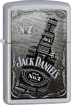 Zippo Jack Daniels Bottle