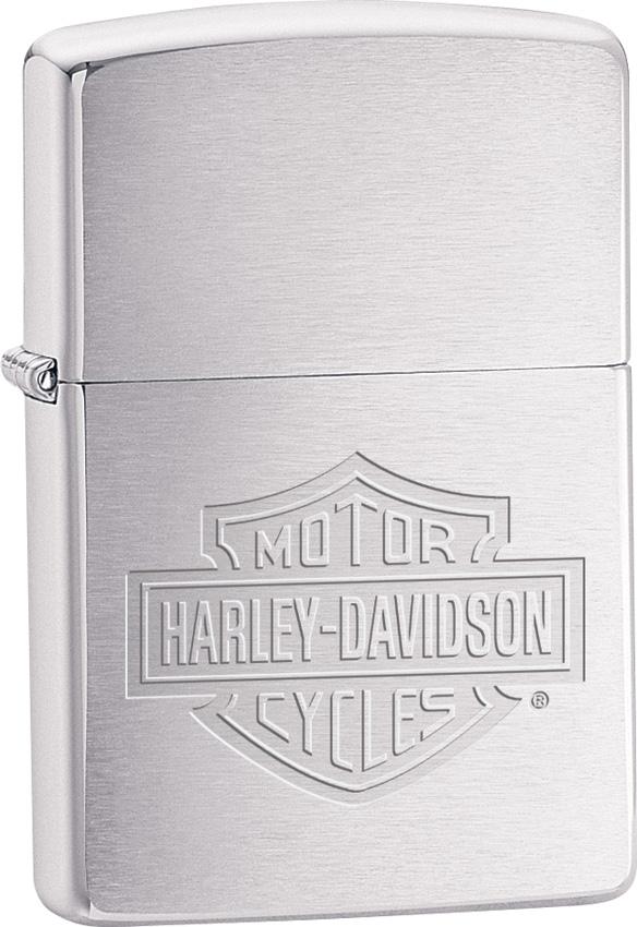 Zippo Harley Bar & Shield