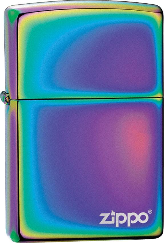 Zippo Spectrum with Logo