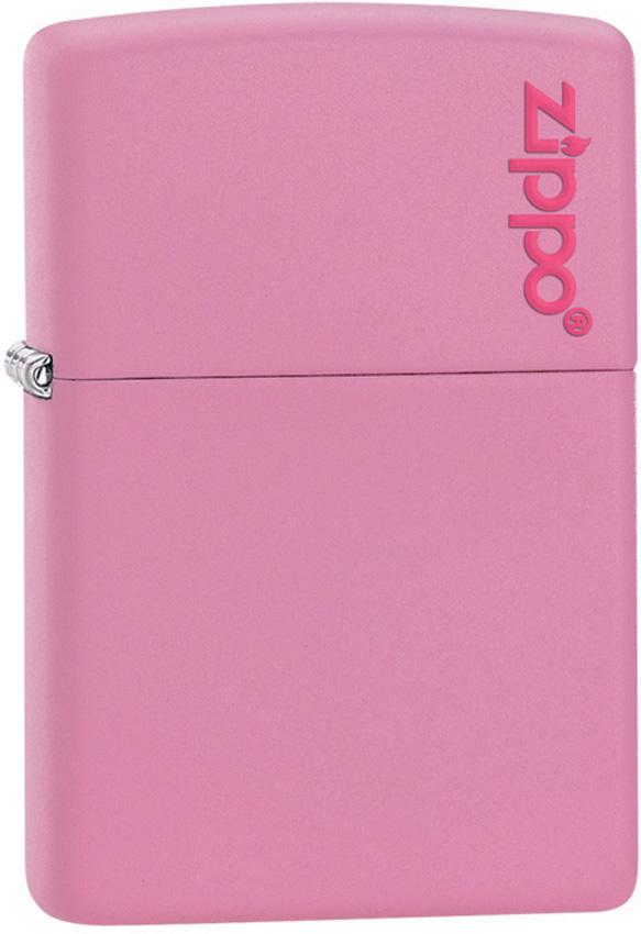 Zippo Logo Pink
