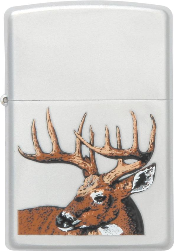 Zippo Whitetail Buck Deer