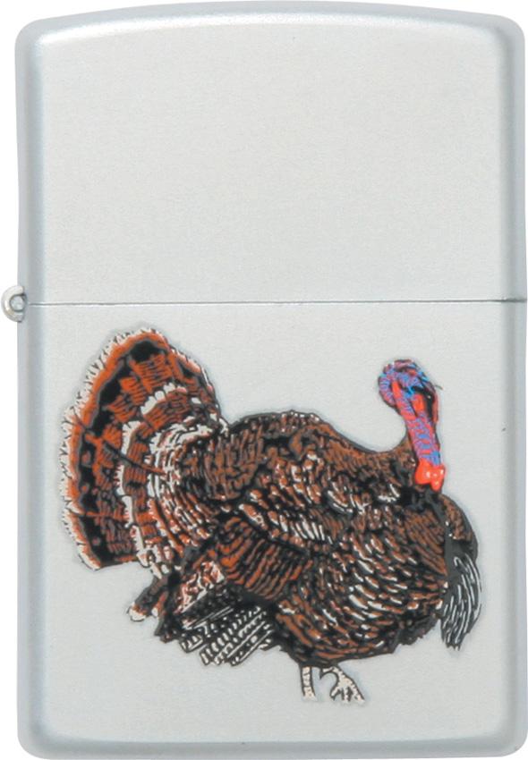 Zippo Wild Turkey