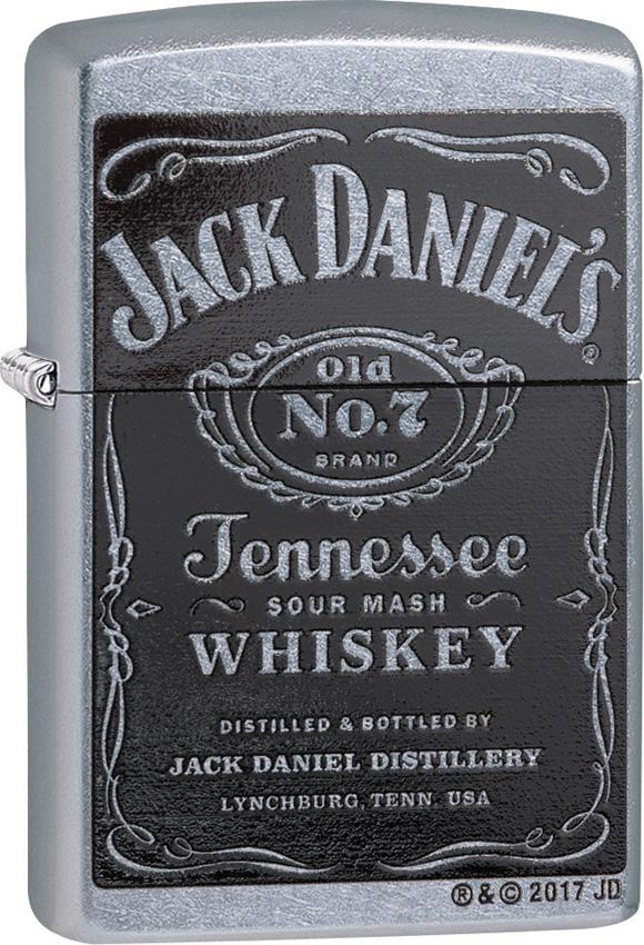 Zippo Jack Daniels