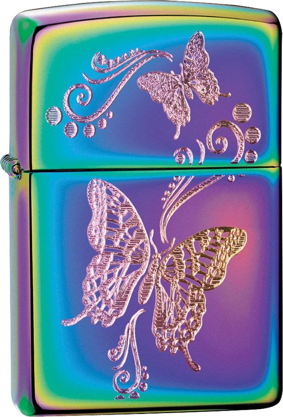 Zippo Butterflies