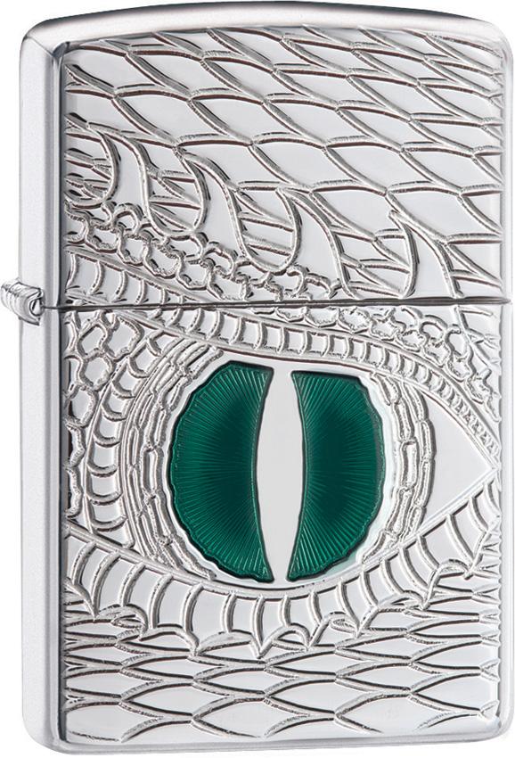 Zippo Dragon Eye Armor Series