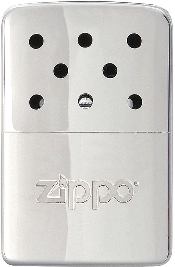 Zippo Hand Warmer 6 Hour Chrome