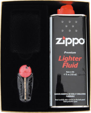 Zippo Gift Set ORMD