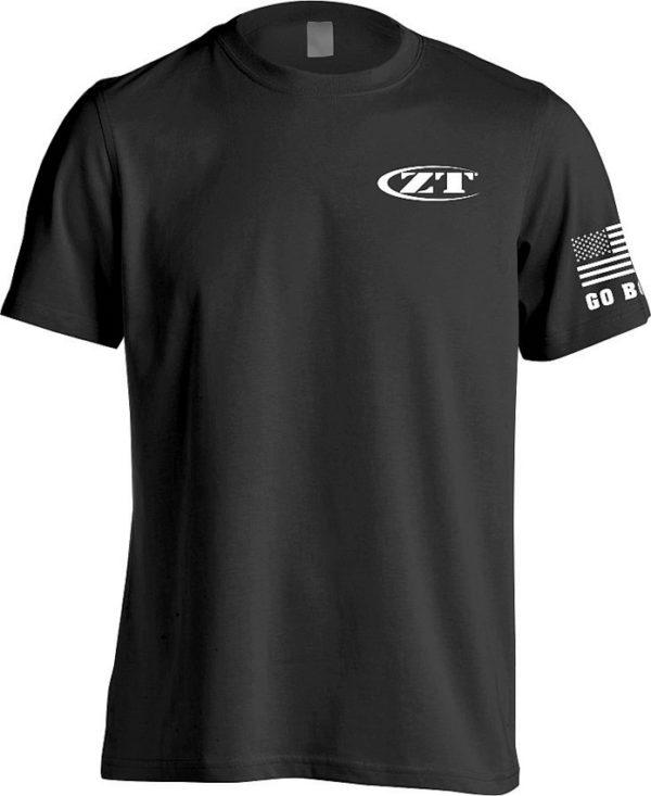 Zero Tolerance T-Shirt Black Small