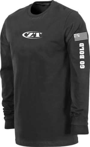 Zero Tolerance Long Sleeve T-Shirt Small