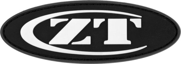 Zero Tolerance ZT PVC Velcro Patch