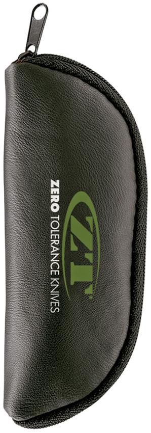 Zero Tolerance Zipper Storage Case