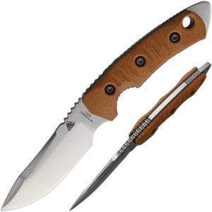 Fobos Knives Tier 1 Mini Black Liner (4″)