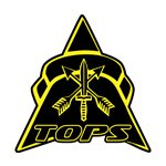 tops knives, tops knives logo