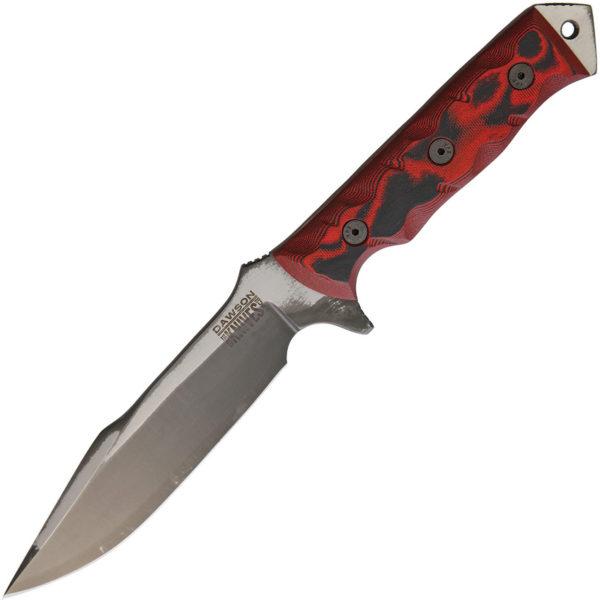 Dawson Knives Mojave 6 Red (6″)