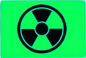 TEC Accessories BEACON Patch Green Radioactive