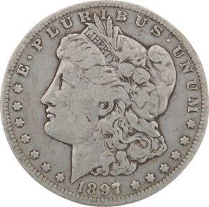 Silver Dollars Pre 1921 Morgan Silver Dollar