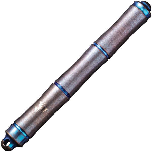 We Knife Co Ltd Syrinx Pen Blue