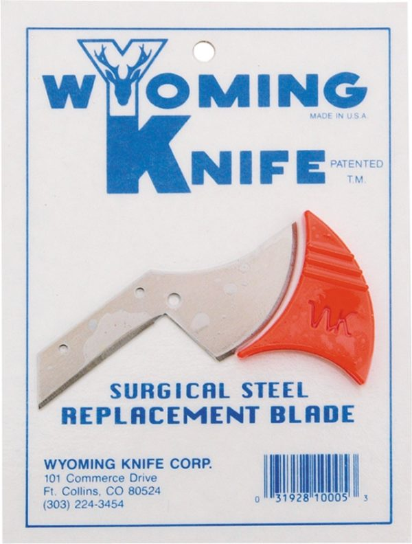 Wyoming Replacement Blade