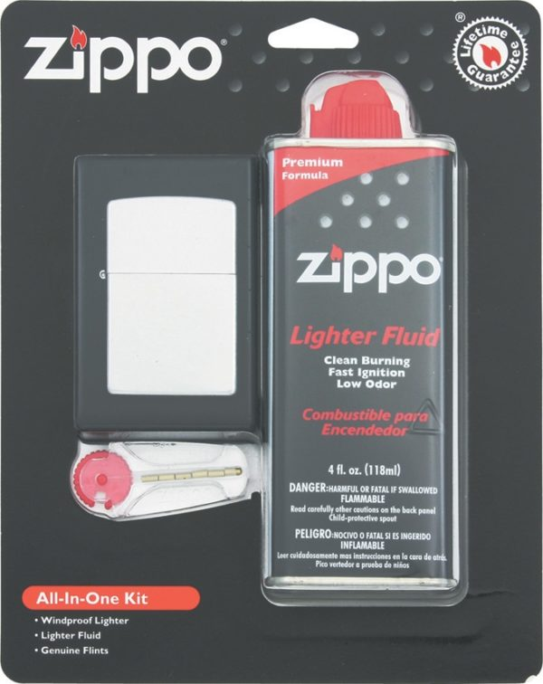 Zippo ORMD All-In-One Kit