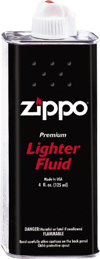 Zippo Lighter Fluid 12pk 4oz ORMD