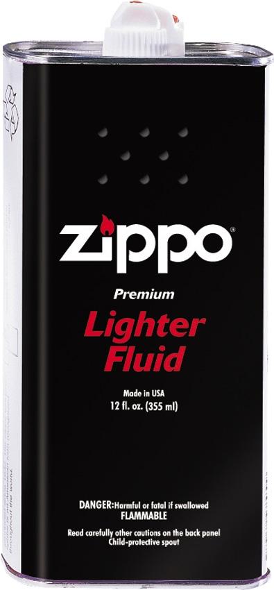 Zippo Lighter Fluid 12pk 12oz ORMD