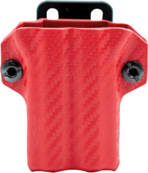 Clip & Carry Gerber Suspension Sheath Red