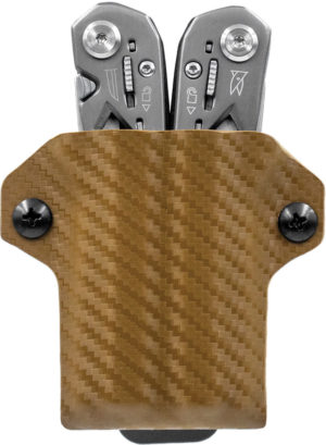 Clip & Carry Gerber Suspension Sheath Tan