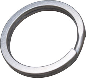 Gear Infusion Keyring Titanium