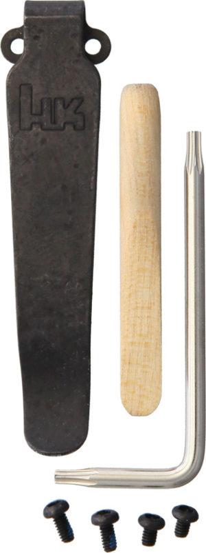 Heckler & Koch Screw and Clip Kit Exemplar