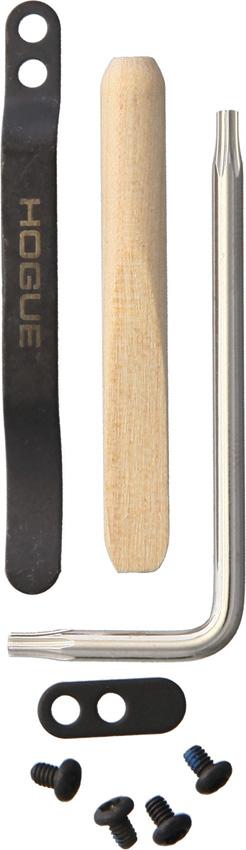 Hogue X1M and A01 Kit Black