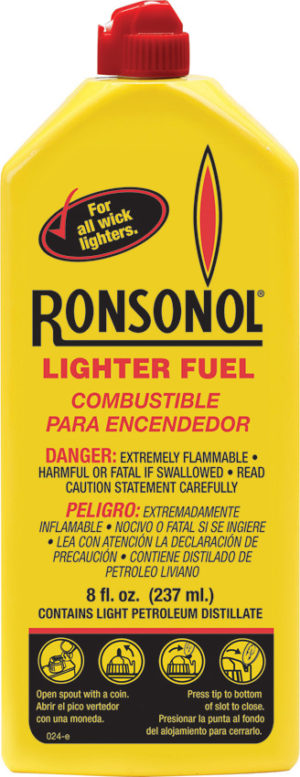 Ronsonol Lighter Fuel 24/8oz